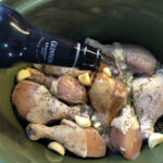 Spicy Rosemary Guinness Chicken